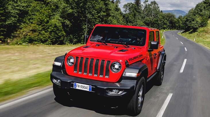 Jeep Wrangler Türkiye'de!