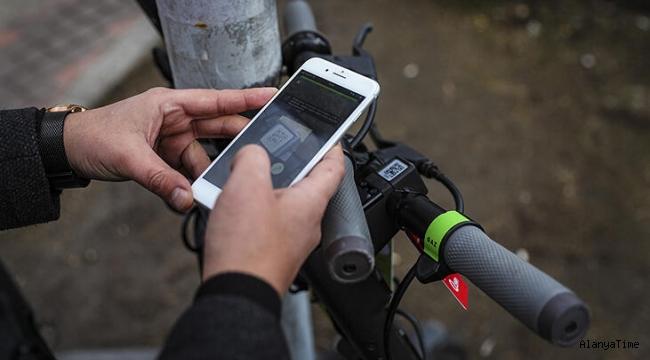 İBB'den elektriklik kaykay (e-scooter) kiralama sistemlerine düzenleme