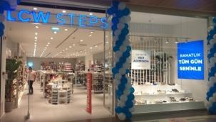 LC Waikiki'nin yeni ayakkabı mağaza zinciri: LCW Steps