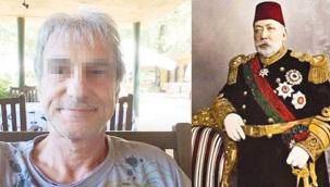 Osmanlı padişahı Sultan Reşad'ın torununa safranlı büyü oyunu