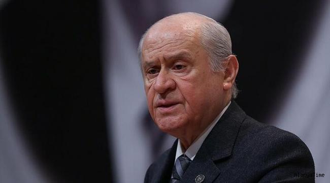Bahçeli: Milli kazanımlara üzülüp kayıplara sevinen güruhun Türkiye sevgileri buharlaşmıştır