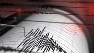 Son depremler listesi 11 Ağustos 2020!