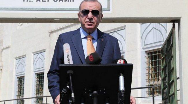 Cumhurbaşkanı Erdoğan sinyali verdi!