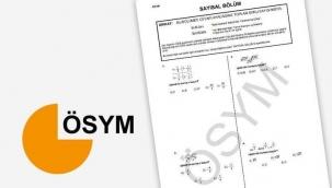 KPSS Lisans soru ve cevapları ile sonuçları ÖSYM tarafından açıklandı mı?