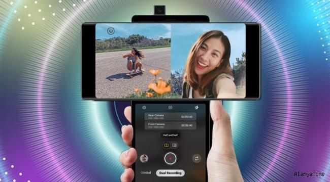 LG'nin Yeni akıllı Telefonu, LG WING Çıktı