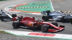 Sebastian Vettel: 'Her şey hep daha kötüye gidiyor'