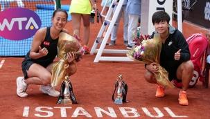 TEB BNP Paribas Tennis Championship İstanbul başlıyor!