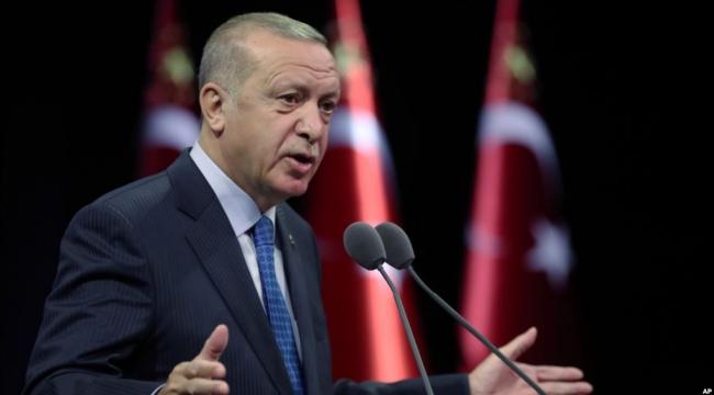 """Cumhurbaşkanı Erdoğan'dan Amerika'ya: """"Kiminle Dans Ettiğinin Farkında Değilsin"""""""