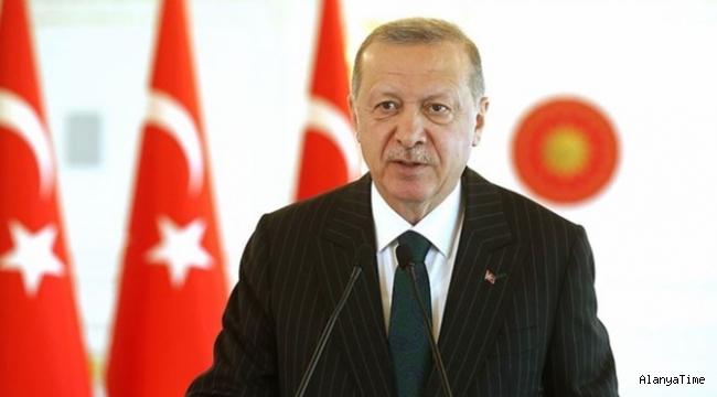 Cumhurbaşkanı Erdoğan'dan Cumhuriyet Bayramı mesajı
