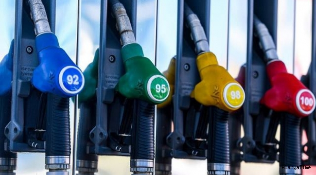 Benzine 37 kuruş zam yapıldı.