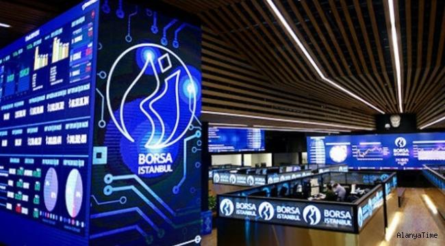 Borsa İstanbul yükselişte.