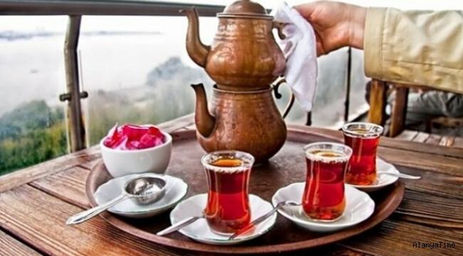 Dünya Çay Raporu: Tüketimde Türkiye ilk sırada yer aldı.
