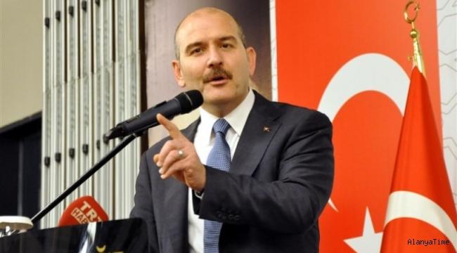 İçişleri Bakanı Süleyman Soylu: Erkeklere sesleniyorum, kendinize gelin!