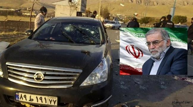 İranlı Nükleer Fizikçi Muhsin Fahrizade Tahran'da Öldürüldü.