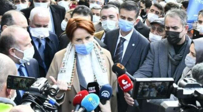 İYİ Parti Genel Başkanı Meral Akşener, Avcılar ve Beylikdüzü'nde esnaf ziyareti gerçekleştirdi.