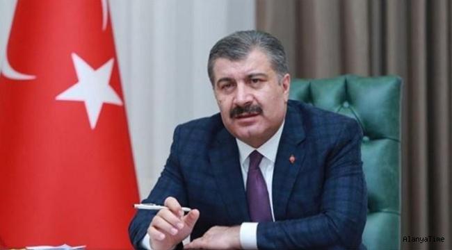 Sağlık Bakanı Fahrettin Koca, illere göre aşı dağılımını açıkladı.