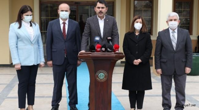 """Bakan Kurum: """"24 milyon lira ceza uygulandı, 36 tesis kapatıldı"""""""