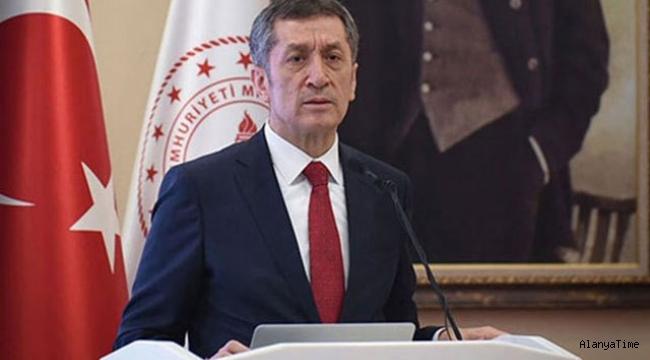 Milli Eğitim Bakanı Selçuk'tan liselerde yüz yüze sınavlara ilişkin açıklama